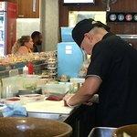 Photo of Sushi train city place