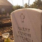 Uncle Harrys final resting place