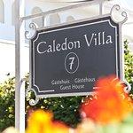 Caledon Villa Sign