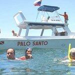snorkel en Isla de La Plata