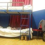 Beliche (quarto para 10 pessoas)