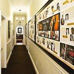 Music Wall in Huis Otti.