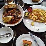 Mussels were great