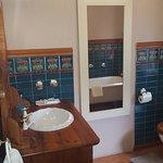 Romantic Suite - Old style bath