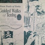 Ghost Walk,Story of Tenby & Guided Coach Tours with Blue Badge Guide