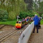 Train ride at Newby Hall