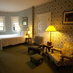 One of the spectacular rooms at the Inn