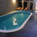 Bazén s mořskou vodou