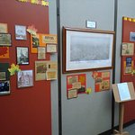 2016 Lobby display of Carthage in 1891