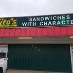 Zitos Reuben Sandwich and Serious Sandwich