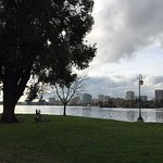Lake Merritt 2016, a quiet late afternoon