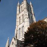 Ibis Gent Centrum St-Baafs Kathedraal Foto