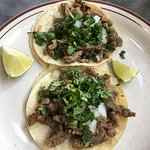 Mini Asada Tacos