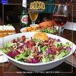 Ensalada Pancetta-Nuez Caramelizada, una combinación inigualable!