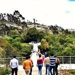 Camino al parque botánico