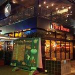 La esquina del Tony Roma's