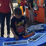Building a Lego Boat