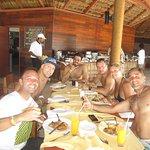 bar e restaurante do Lohis surf break