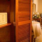 Caja de seguridad en habitaciones