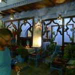 Restaurante Al Kasbah de Chefchauen