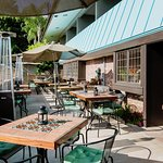 Amigo Spot Patio for dining and private events
