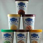 Kawartha dairy ice cream.