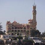 King Farouk Beautiful Summer Palace in Alexandria, Egypt
