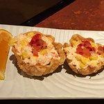 Crab taco's