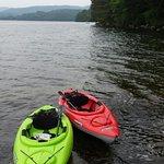 Great lake to kayak on