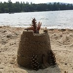 Great sand for castles