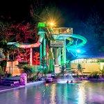 Night shot pools