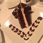 Gluten Free Dessert (similar to Tiramisu minus the coffee)!! Yummy!!!
