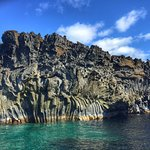 Crystal Rock Cliffs on the south side of Maui