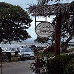Vuna Road entrance sign