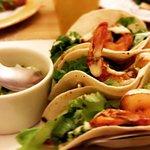 Tacos de camarón. 🍤