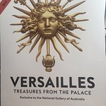 VERSAILLES TREASURES FROM THE PALCE NATINAL GALLERY OF AUSTRALIA 9DEC - 17 APRIL