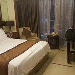 Photo de YOUSU Hotel&Apartment (TianYi Square YinYi Global Center Apartment NingBo)
