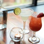 Fancy a cocktail? Try our Traditional Margarita!