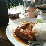 Tirtagangga Hotel Foto