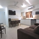 2 Bedroom Lounge and Kitchen