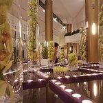 Lobby Center Table