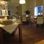 Dining/Breakfast area