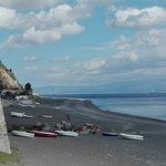 Spiaggia libera Capo Ali