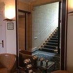 corridor at 2nd floor