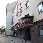 Hotel Reither Aussenansicht.