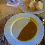 Very interesting soup.