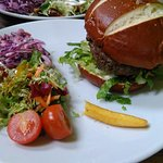 Oliver's Pantry Ripon Homemade burgers 2016 £7.95