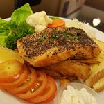 Premium Grill Salmon