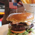 Burgers to cater for the biggest appetite!
