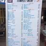 Jews of the restaurants and 1001 menus in four languages with lunch and dinner deals in English!
